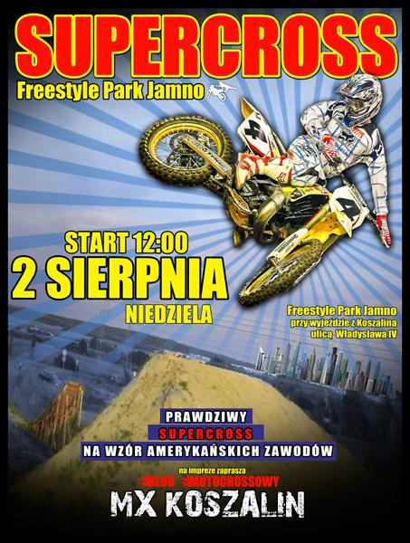 Mx-Koszalin Polski Dakar motocross supercross