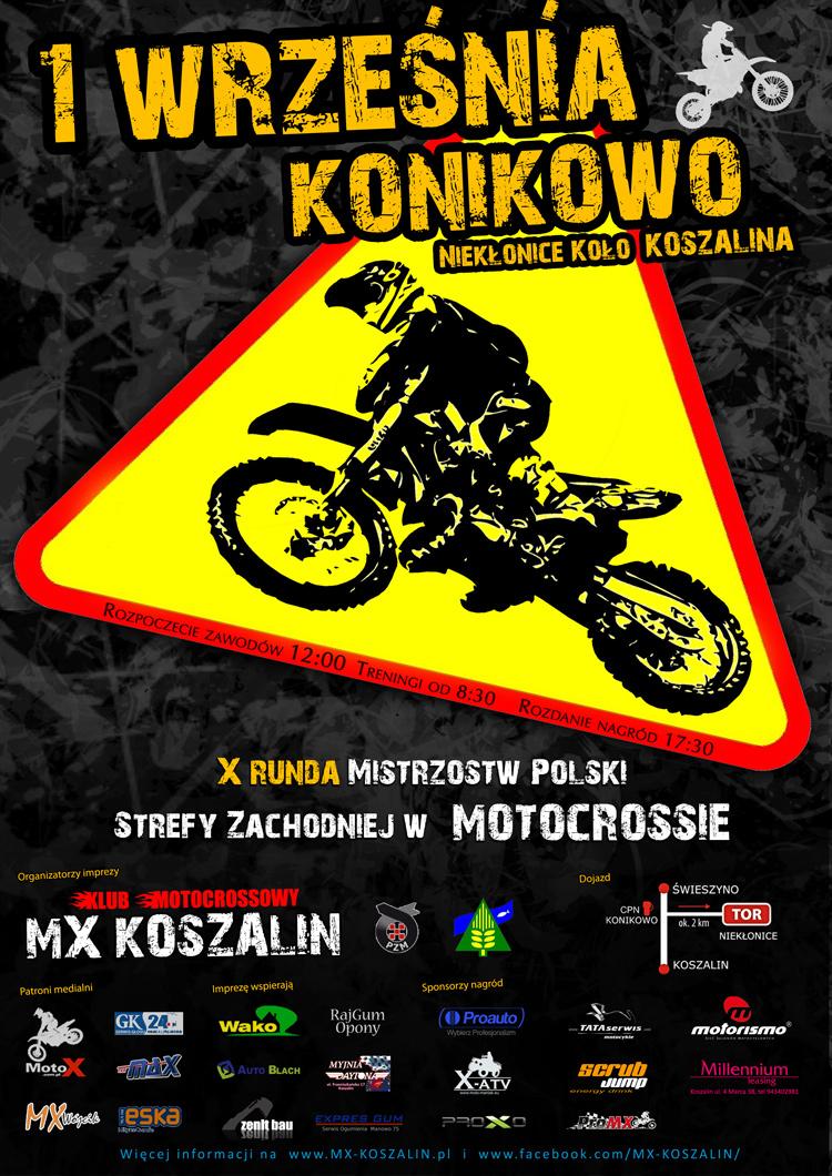 Mx-Koszalin Konikowo Lucjan Morawski